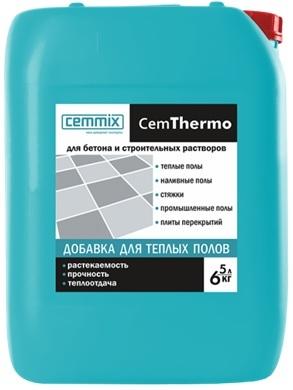 Добавка д/теплых полов CemThermo 5л CEMMIX