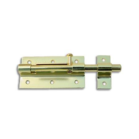 Шпингалет Apecs DB-02-100 золото