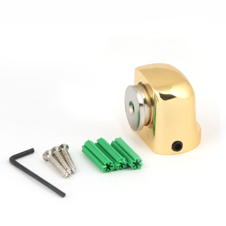Упор дверной Apecs DS-2751 золото