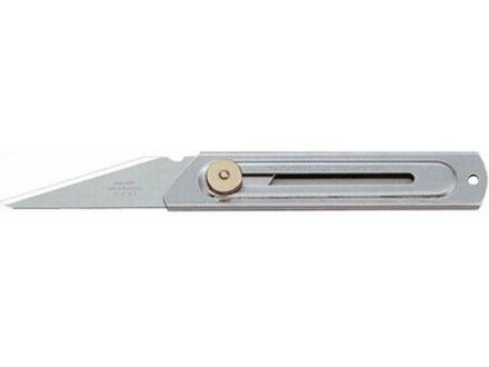 Нож20 мм OLFA СК-2 хозяйственный из нерж.стали OL-CK-2