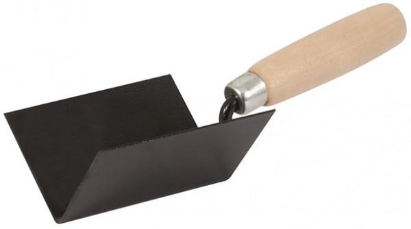 'Кельма для внутренних углов 80х60х60 мм Hobbi