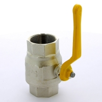 Кран газовый 1/2 ГГ ART066 рычаг