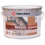 Краска База С фасадная Тиккурила Новасил 9л