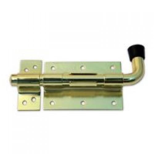 Шпингалет Apecs DB-01-90 золото