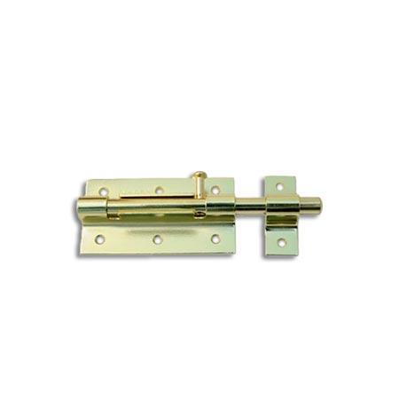 Шпингалет Apecs DB-02-80 золото