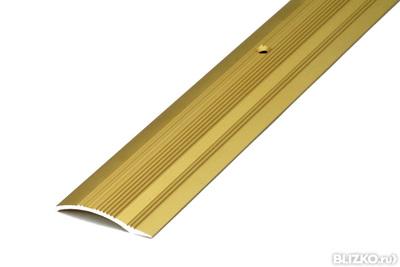 'Порог-кант АЛ-003 Дуб золото 1м