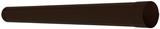 Аквасистем Труба водосточная система 90/125, L=3,0 м (коричневый RR32)