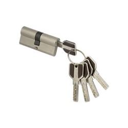 Цилиндр для замка Премиум (А26-2) 60 мм хром