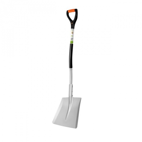 Лопата садовая совковая 0738
