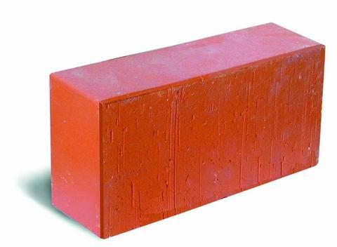 Кирпич каминный один. красный М-500 RAUF (поддон -240 шт.)