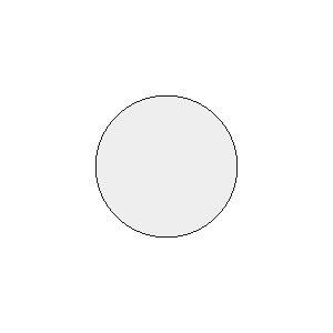 Заглушка-самоклейка белый d=14мм