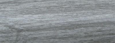 'Порог-угол АЛ-267 Дуб серый 2м