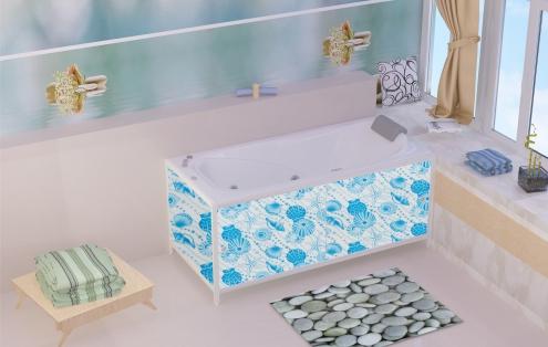 'Экран п/ванну