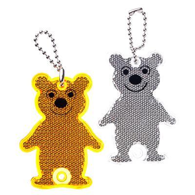 'Подвеска-светоотражатель Медвежонок