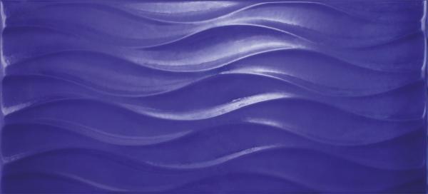 'Плитка наст. WAVE синяя WAG121 20Х44