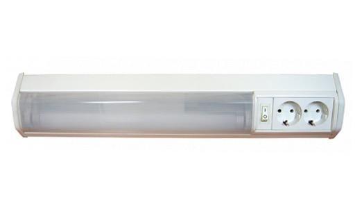 Светильник WL-3021 10W  с выключ + 2 розетки. 220 В