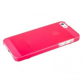 Чехол XIMBO для Iphone 4S розовый