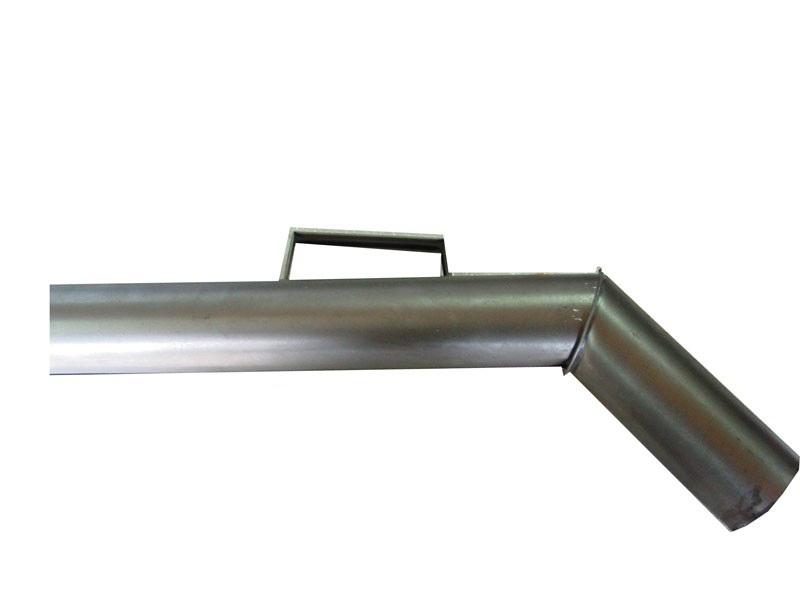 Труба самоварная D-75мм