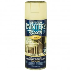 Краска аэрозоль Painter`s Touch 340г слоновая кость мат