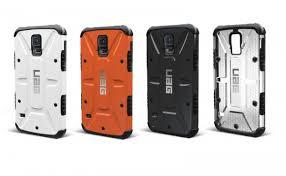 Чехол UAG коричневый на Iphone 5 с пленкой