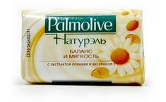 Мыло туалетное Палмалив  Баланс и мягкость 100 гр