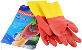 'Перчатки резиновые Виледа особо прочные S