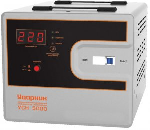 Стабилизатор Ударник УСН 5000,39437