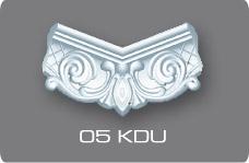 'Угловой элемент 05 KDU (4 шт)