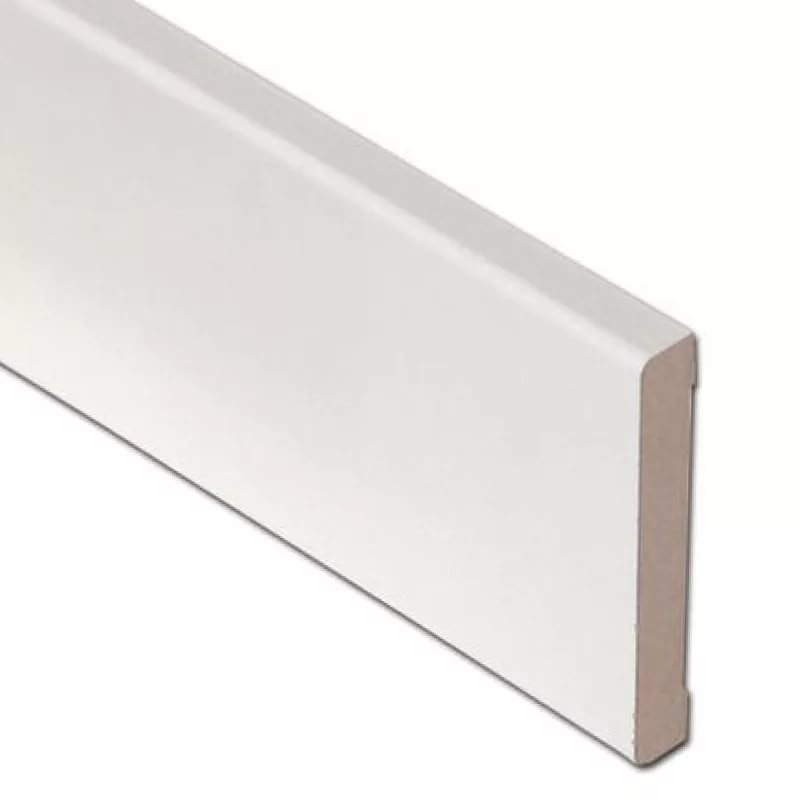 Наличник ПВХ Белый 40х2200мм