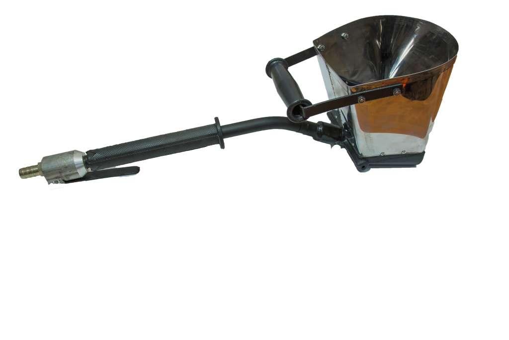 'Ковш-Хоппер SN-01 штукатурный стеновой