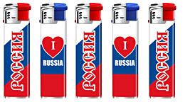 Зажигалка WP-30 Россия