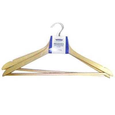 Вешалка деревянная без перекл.455-006