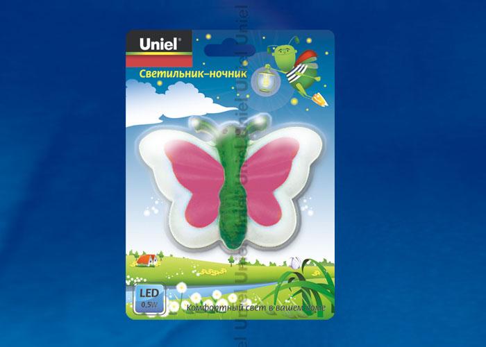 'Ночник бабочка DTL-301