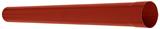Аквасистем Труба водосточная система 90/125, L=3,0 м (красно-коричневый)
