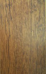 МДФ панель 2600х238х7 Таежный кедр темный