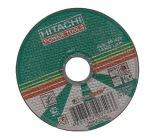 Диск отрезной по металлу Hitachi-Луга 125х2,5х22,2