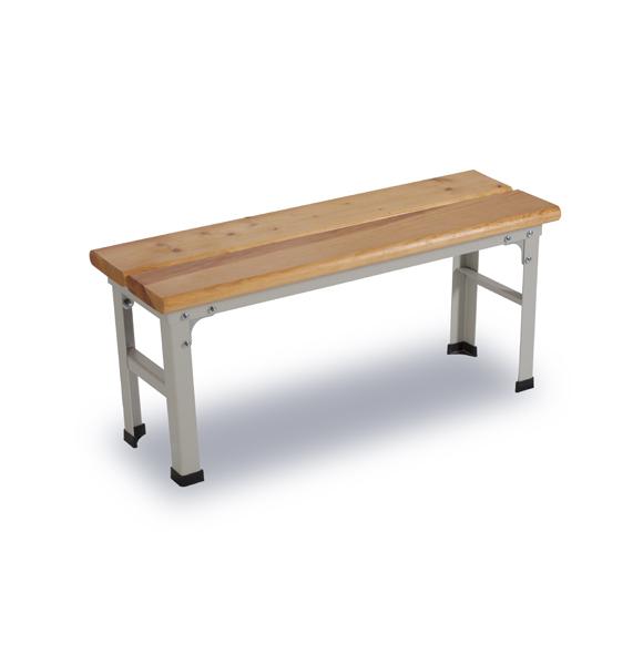 'Скамейка с дерев.покрытием 1500мм