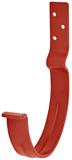 Аквасистем Крюк крепления желоба короткий, система 90/125 (красно-коричневый)