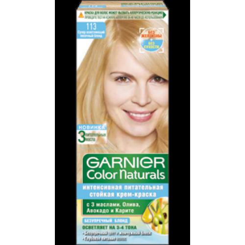 Краска для волос GARNIER Песчаный Блондин№113