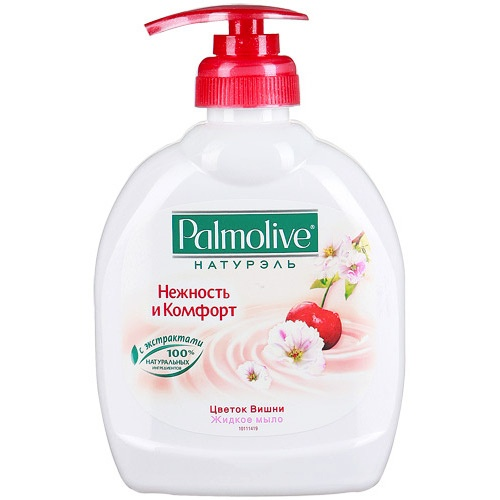 Жидкое мыло Палмалив Цветок вишни 300мл