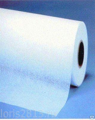 'Стеклохолст малярный 1000х50 м (25гр/м2) Белый