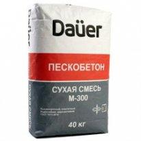 Сухая смесь для пескобетона 40 кг, М-300 Holcim