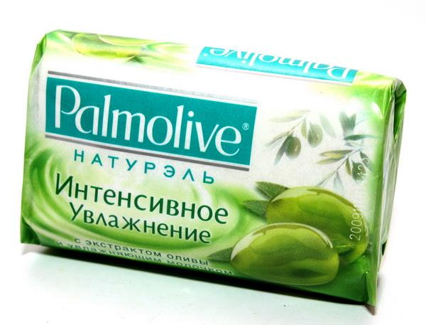 Мыло туалетное Палмалив Интенсивное Увлажнение 90гр