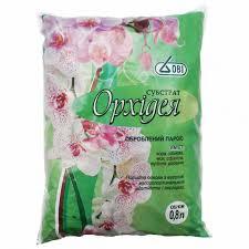Субстрат кокосовый для орхидей 4л