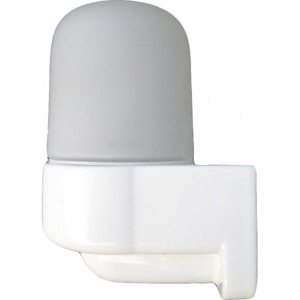Светильник для сауны Г-образ. керамика Е-27