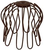 Аквасистем Сетка паук 90/125 (коричневый)