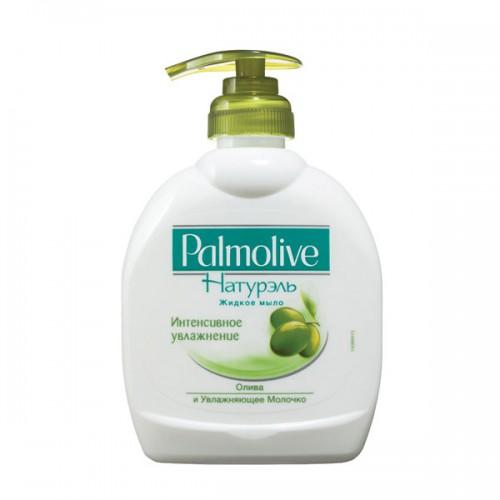 Жидкое мыло Палмалив  с ол.мол.300мл