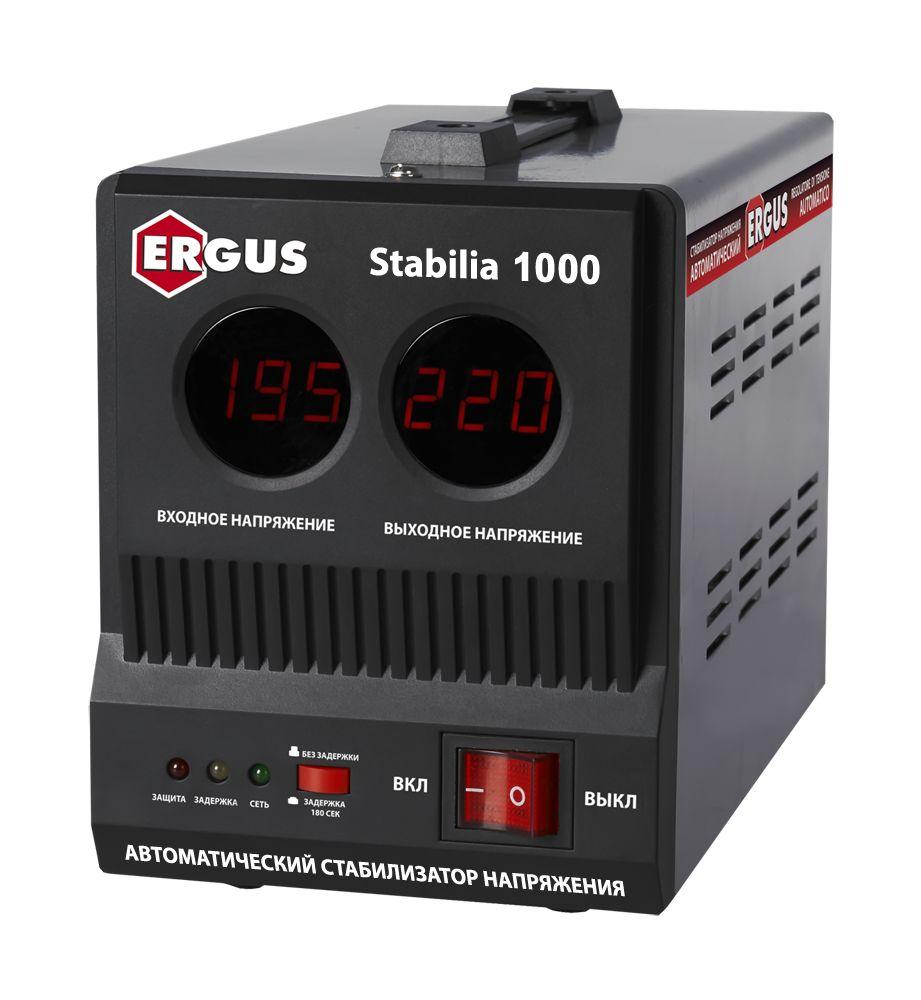 Стабилизатор ERGUS Stabilia 1000