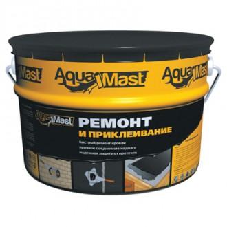Мастика битумная 3кг AguaMast для ремонт и приклеивание