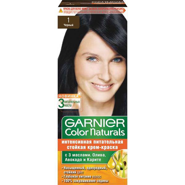 Краска для волос GARNIER Черный №1